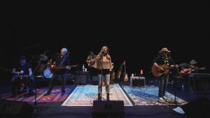 Dirt Road Opera brings bold rock-n-roll to the virtual stage (01:56)