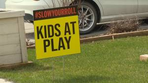 Lethbridge man's 'Slow Your Roll' campaign gains traction
