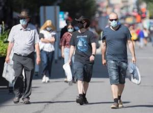 Edmonton business express concerns over enforcing mask bylaw (01:47)