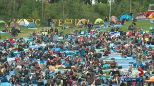 2021 Edmonton Folk Fest cancelled amid COVID-19 variant spread and vaccine uncertainly (00:50)