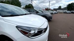 Moncton dealer says used vehicle prices are increasing with higher demand and lower inventory (02:00)
