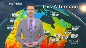Saskatchewan weather outlook: May 14