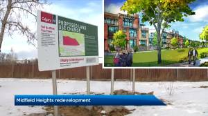 New land use plan for Midfield Heights approved by Calgary council (01:33)