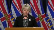 Play video: B.C. reports 1,533 new COVID-19 cases, 26 deaths over four days