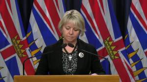 B.C. reports 1,533 new COVID-19 cases, 26 deaths over four days (05:21)