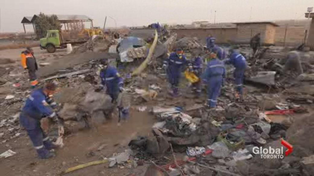 Click to play video: 'Iran's downing of Flight 752 was intentional act of terrorism, Ontario court rules'