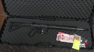 Proposed Federal gun legislation getting push back in Alberta (01:42)
