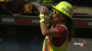 B.C. prepares for third heat wave of the summer (04:01)