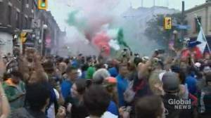 Euro Championship brings fans together amid pandemic (02:04)