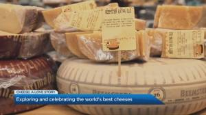 Celebrating the world's best cheeses with Afrim Pristine (03:41)
