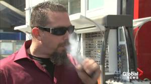 U.S. residents air their views on vaping and potential flavored e-cig ban