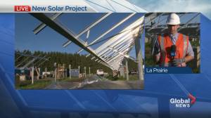 Hydro Quebec branches out with new solar farm
