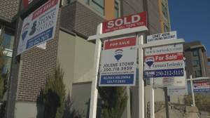B.C.'s housing market soars despite pandemic (01:40)