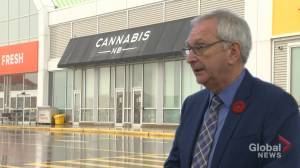 Premier less than convinced on the profitability of Cannabis NB