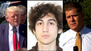 Boston mayor, President Trump react to death sentence of Boston Marathon bomber being overturned