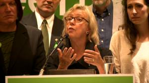 Federal Election 2019: Elizabeth May launches platform, budget coming 'within a week'