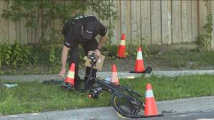 Search continues for driver wanted in Markham fatal hit-and-run