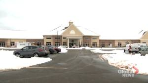 Outbreak at Saint John long-term care facility turns deadly (01:02)