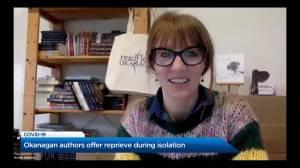 Coronavirus: Okanagan authors offer reprieve during isolation with virtual reading