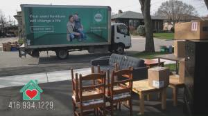 How your old furniture can help families in need