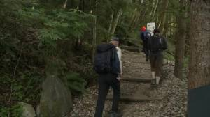 North Shore Rescue encourages people not to take risks outdoors