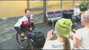 Vernon man named Team Canada's Chef de Mission for Beijing Paralympics (02:05)