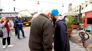 Federal Election 2019: Man tells Jagmeet Singh he should remove his turban to 'look like a Canadian'