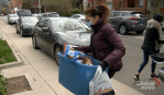 Durham supports victims of gender-based violence with food drive