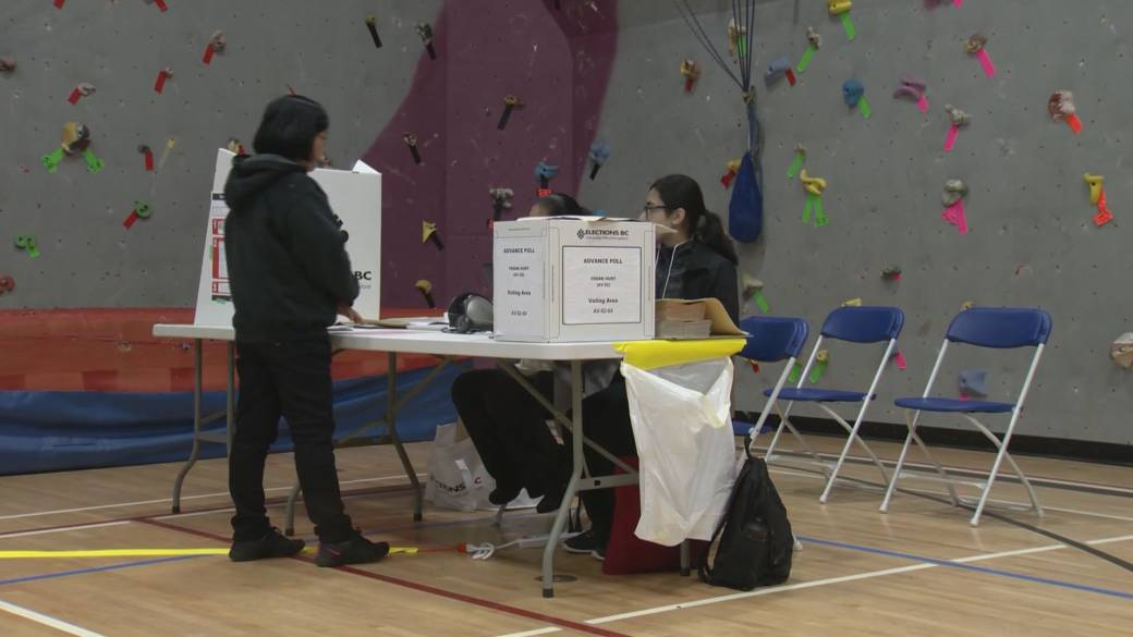 Click to play video 'How voting will look amid a global pandemic'