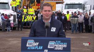Federal Election: Scheer plans to pass 'carbon tax' repeal act by Jan. 1
