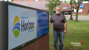 Concerns grow about healthcare in Sackville, N.B. (01:42)