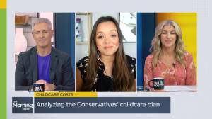 How could federal candidates' childcare plans affect your family? (04:52)