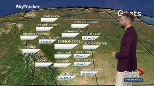 Edmonton afternoon weather forecast: Monday, March 22, 2021 (03:42)