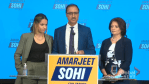 'I'm going to work hard': Edmonton's mayoral-elect Amarjeet Sohi reflects on win
