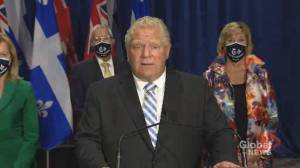 Ontario pushes federal government for more healthcare funding ahead of throne speech