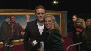 Highlights from the 'Outlander' red carpet