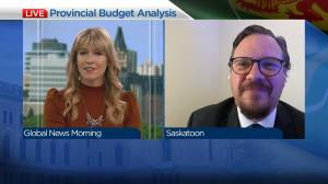 USask professor Greg Poelzer's provincial budget analysis (03:53)