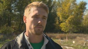 Extended interview with Kelowna-Lake Country Green Party candidate Travis Ashley
