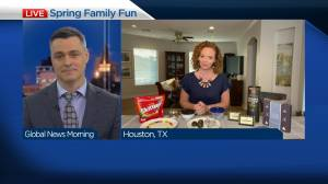 Spring family fun with Maureen Dennis