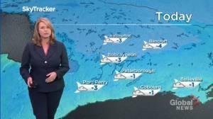 Peterborough Regional Weather Update: January 07, 2021 (03:02)