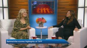Behind-the-scenes highlights of TIFF