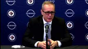 RAW: Winnipeg Jets Paul Maurice Interview – Feb. 15 (06:58)