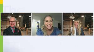 Heidi Klum and Tim Gunn talk season 2 of 'Making the Cut' (05:21)