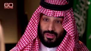 Saudi Arabia's crown prince denies ordering Khashoggi killing, but says he bears 'full responsibility'