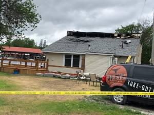 New Bobcaygeon restaurant heavily damaged after early morning fire