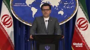 Iran calls ex FBI agent's case a 'missing person' file