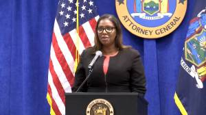 New York State AG Letitia James files lawsuit to dissolve the National Rifle Association (00:56)