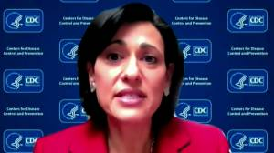 Coronavirus: CDC head says COVID-19 variants remain 'great concern' as Brazil variant detected in Minnesota (02:56)