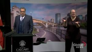 'We're losing a lot of money': Nenshi says city has to look at the financial aspects of COVID-19 pandemic
