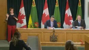 Coronavirus outbreak: Saskatchewan rural ER closures 'not permanent,' premier clarifies